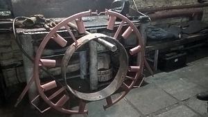 Подогреватель стыков труб ПСТ