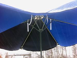 Укрытие (навес для сварки) «Зонт сварочный»