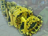 Центратор наружный с гидродомкратом типа ЦНГ
